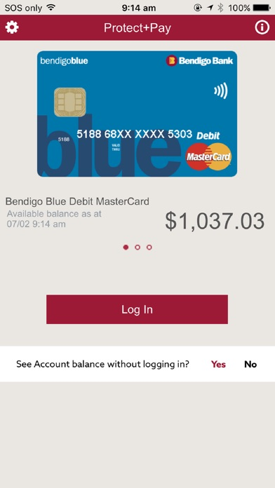 Download Bendigo Bank Protect+Pay for Pc
