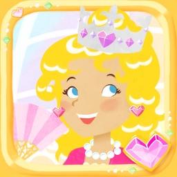Princess Fashion Show: Gold
