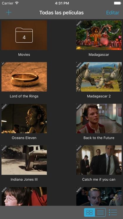 Movie Player – ¡Reproduce cualquier vídeo!