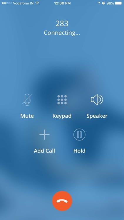 DEFSYS VoIP screenshot-3