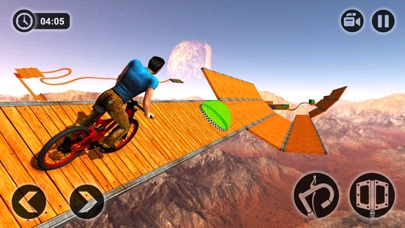Impossible BMX Bicycle Stunt Rider screenshot four