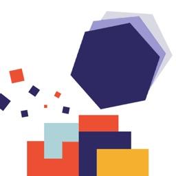 Hexagon vs Blocks - 1010 Creative