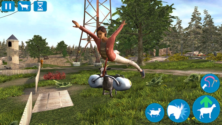 Goat Simulator screenshot-0