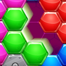 Hexagon Jigsaw Puzzle - Block Puzzle Match Game