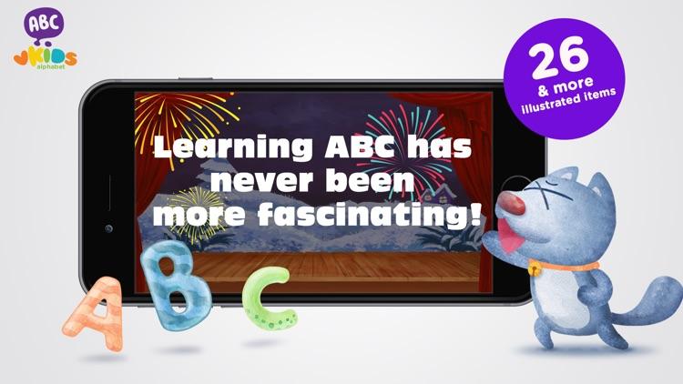 ABC Alphabet Phonics - Alphabet Learning for kids screenshot-4