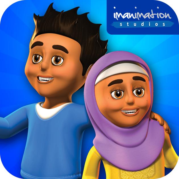 Ali and Sumaya Let's Pray - Muslim Kids Guide