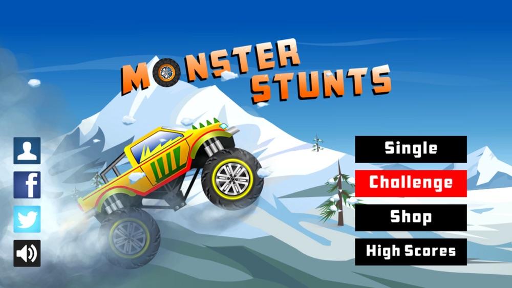 Monster Stunts Cheat Codes