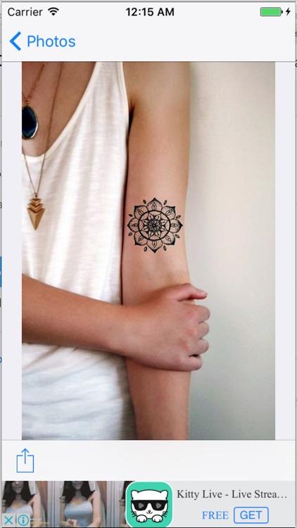 Girl Tattoo Designs HD Ideas body Art Inked Photo