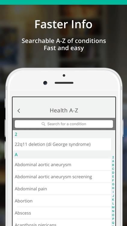 Your.MD: Symptom Checker & Health Care Assistant screenshot-3