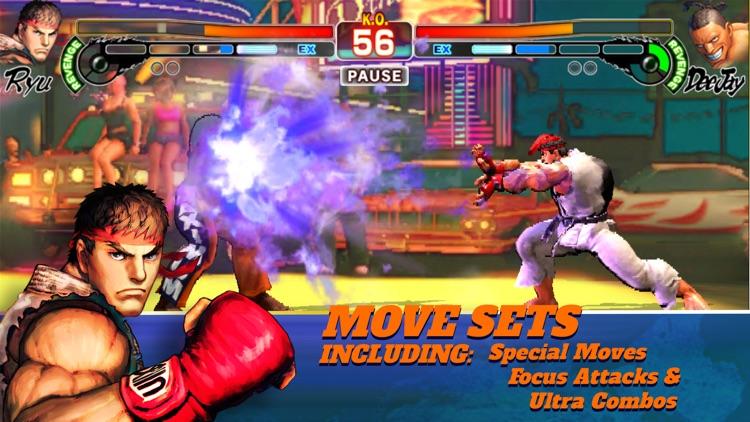 Street Fighter IV Champion Edition screenshot-0
