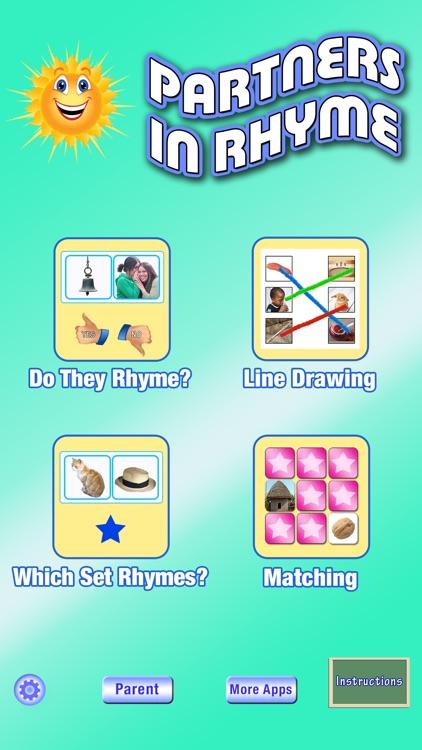Partners in Rhyme for Schools screenshot-0