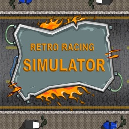 Retro Racing Simulator