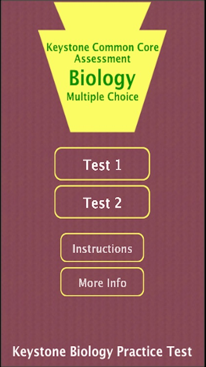 Keystone Biology Practice Test by iPREPpress LLC