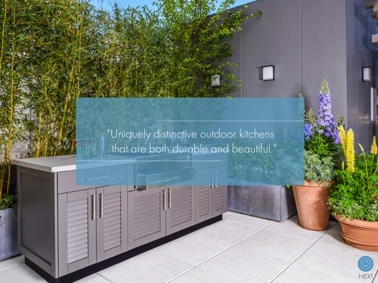 Brown Jordan Outdoor Kitchens
