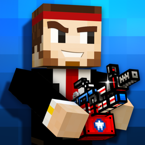 Pixel Gun 3D Games app