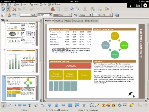 無制限の文書オフィス for iPad - 編集Office Word,Excel Docsのおすすめ画像3