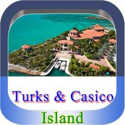 Turks & Casico Island Offline Tourism Guide