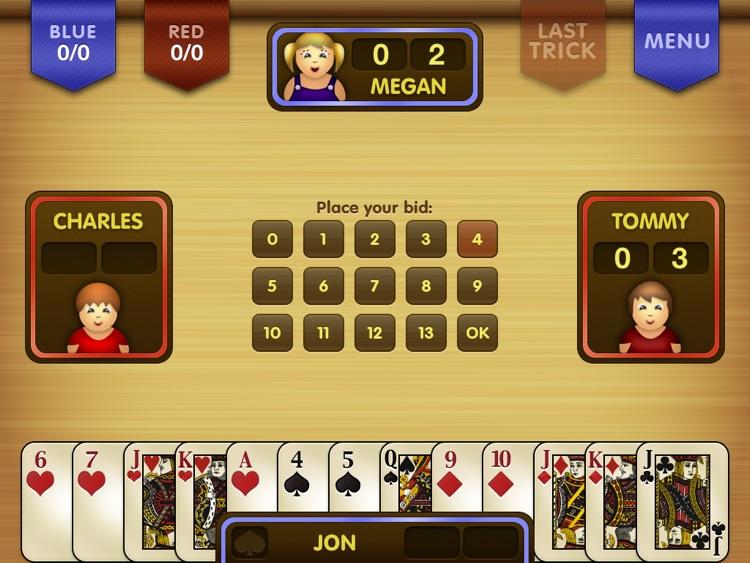 Spades Pro HD screenshot-3