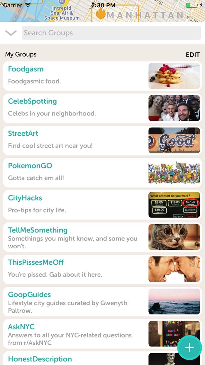 Gabbermap - Find a map you love! Screenshot