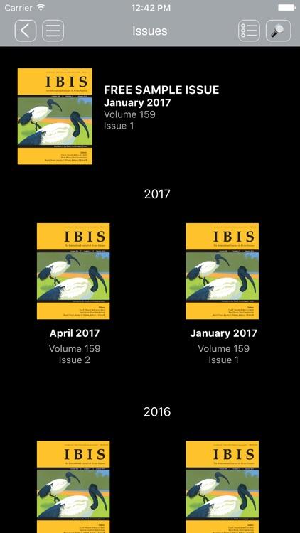 Ibis screenshot-1