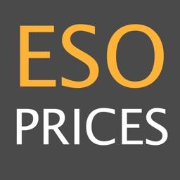 Price Guide ESO for Elder Scrolls Online