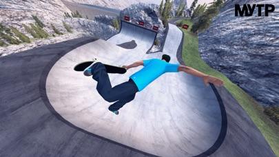 Screenshot from MyTP Skateboarding - Free Skate