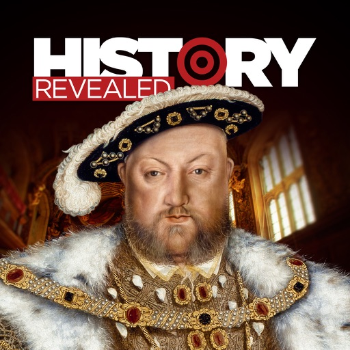 History Revealed magazine app logo