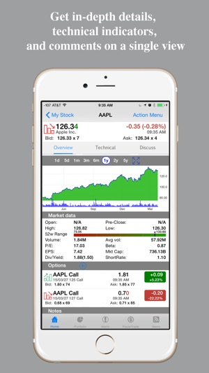 stocks pro real time stock on the app store