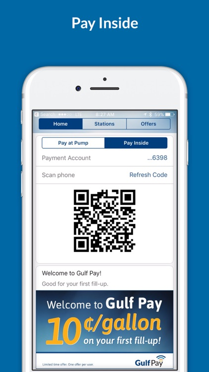 Gulf Pay - Gulf Mobile screenshot-4