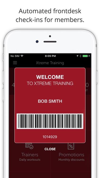 Matrix Fit app image