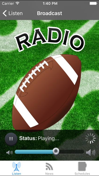 Alabama Football - Radio, Schedule & News