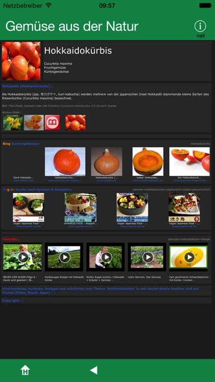 Gemüse aus der Natur screenshot-4