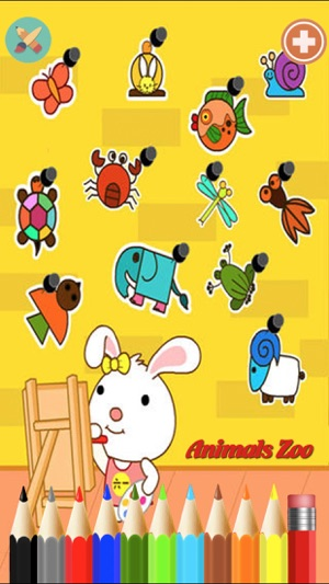 Animals Zoo Easy Drawing And Painting For Kids On The App Store