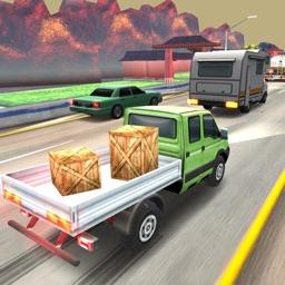 Real Truck Road Super Racing