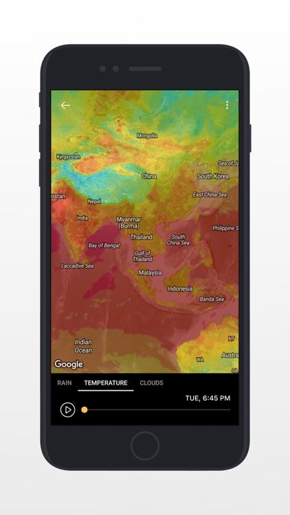 Today Weather - Forecast, Radar & Severe Alert screenshot-4