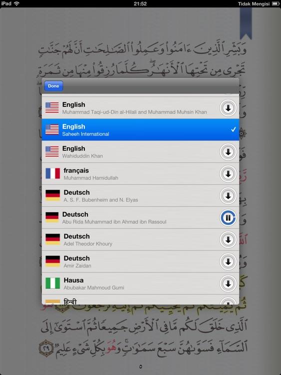Complete Quran screenshot-3