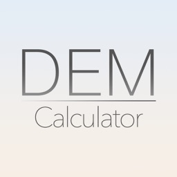 DEM Calculator
