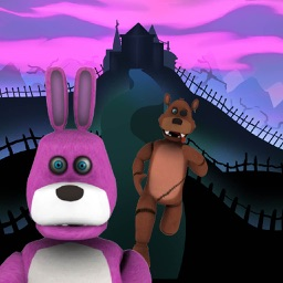Scary Toy Nightmare - Zombie Bear