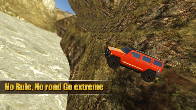 Super Offroad Jeep Driving Simulator screenshot-4