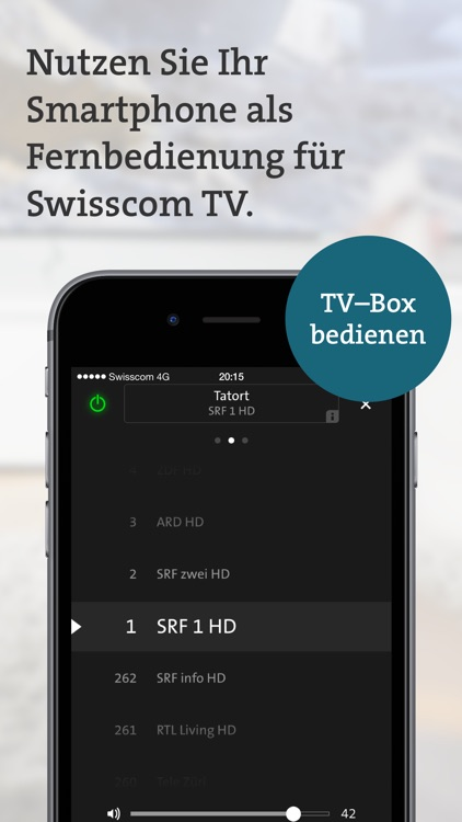 Swisscom TV Air screenshot-4