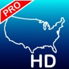 Aqua Map: US - GPS Boating Charts   HD Reviews