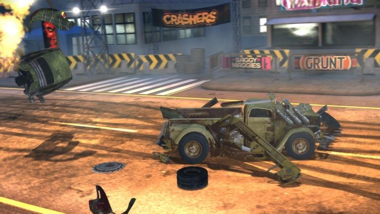 Carmageddon: Crashers screenshot-4
