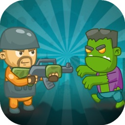 Zombies Attack - House Defense