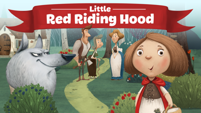The Little Red Riding Hood ~ Fairy Tale for Kids