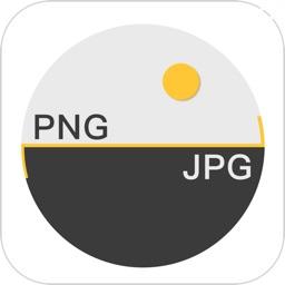 Image Format Converter,JPEG<—>PNG