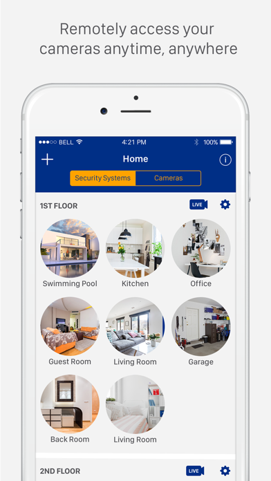 Top 10 Apps like Video Surveillance Ivideon in 2019 for iPhone & iPad