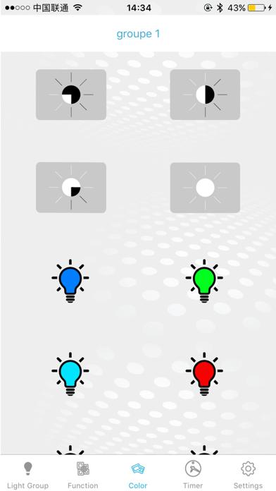 Feeric Lights & Christmas RGB LED screenshot two