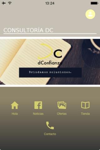 CONSULTORÍA DC - náhled