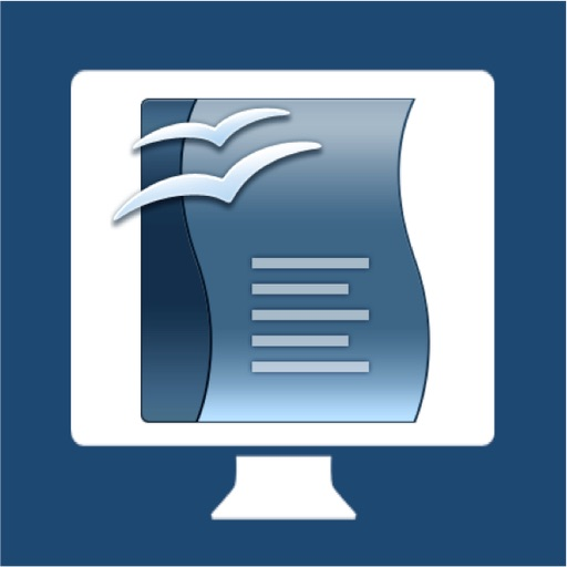 OffiWriter document editor with OpenOffice writer