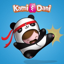 Kami and Dani - Animal Sticker Set
